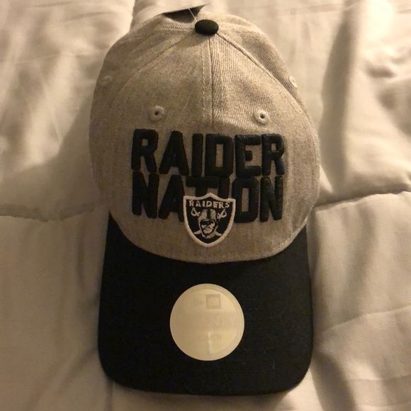2715eef6d Oakland Raiders Raider Nation cap